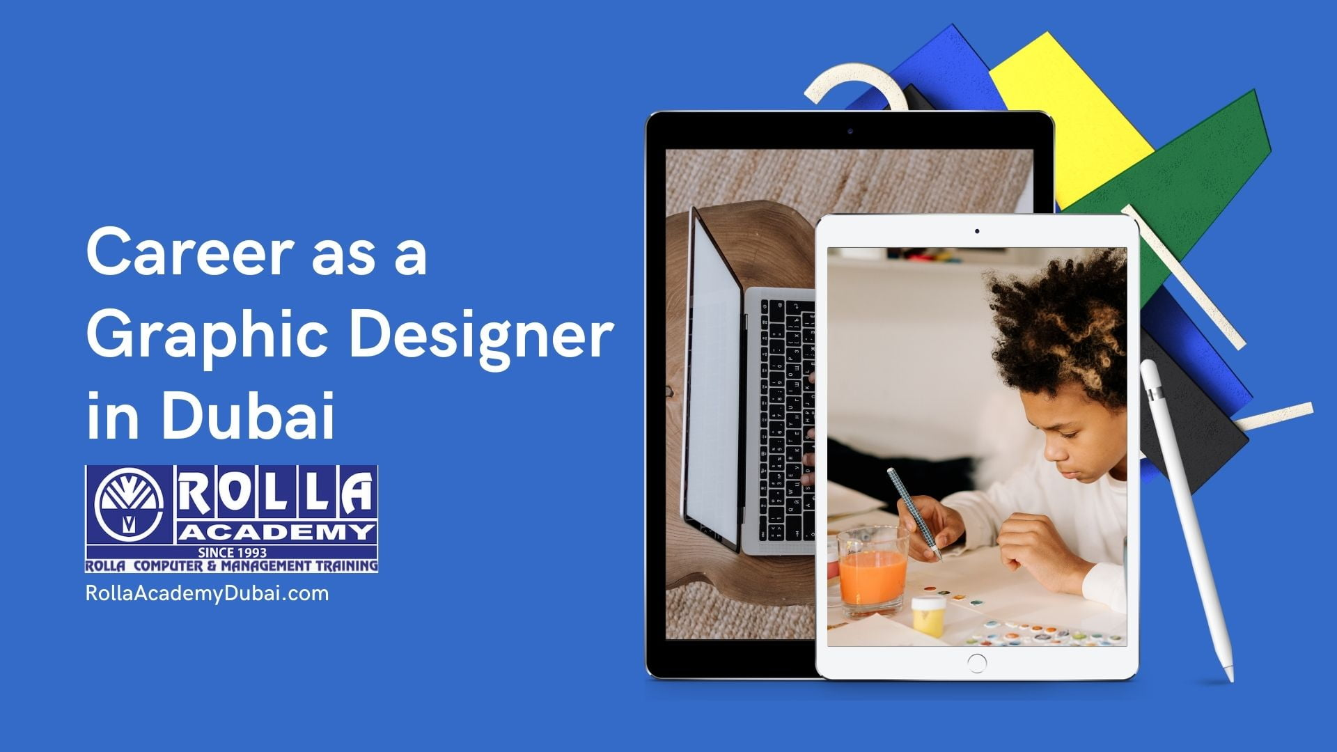 Career as a Graphic Designer in Dubai