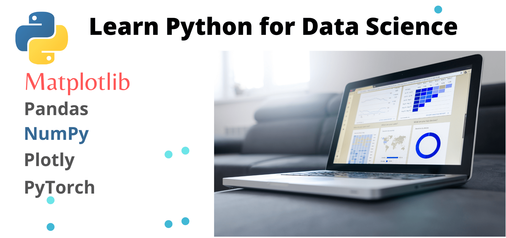 Learn Python to Get into Data Science Jobs