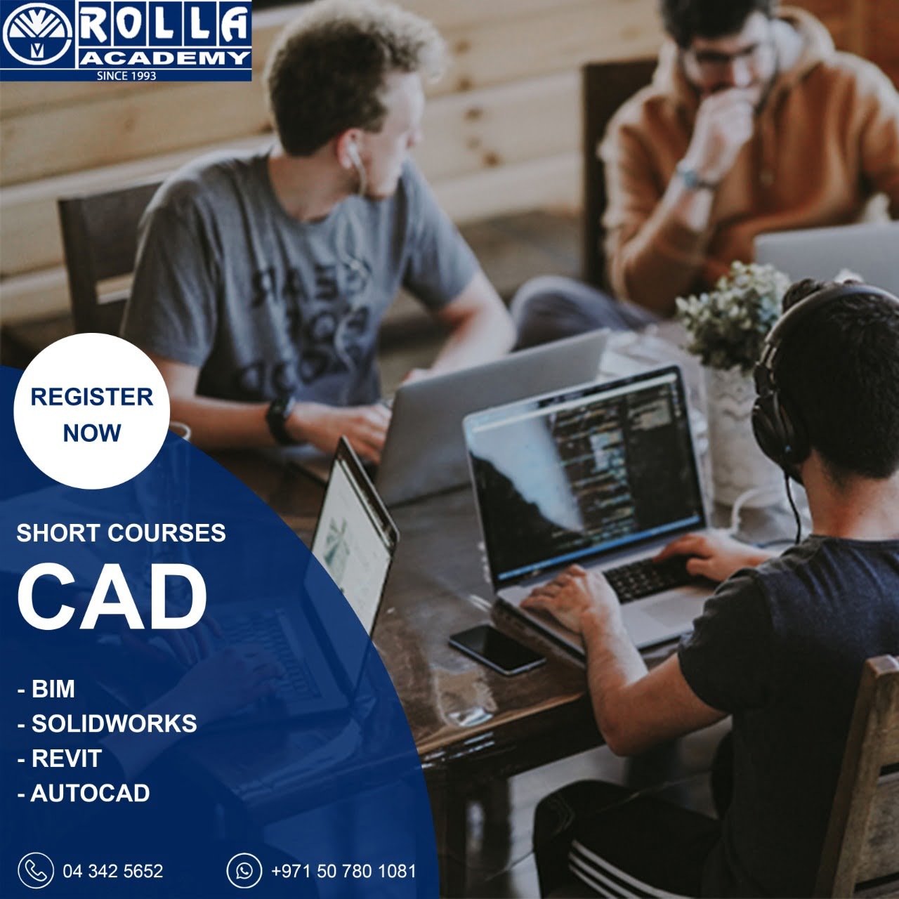 CAD Short Courses Offer