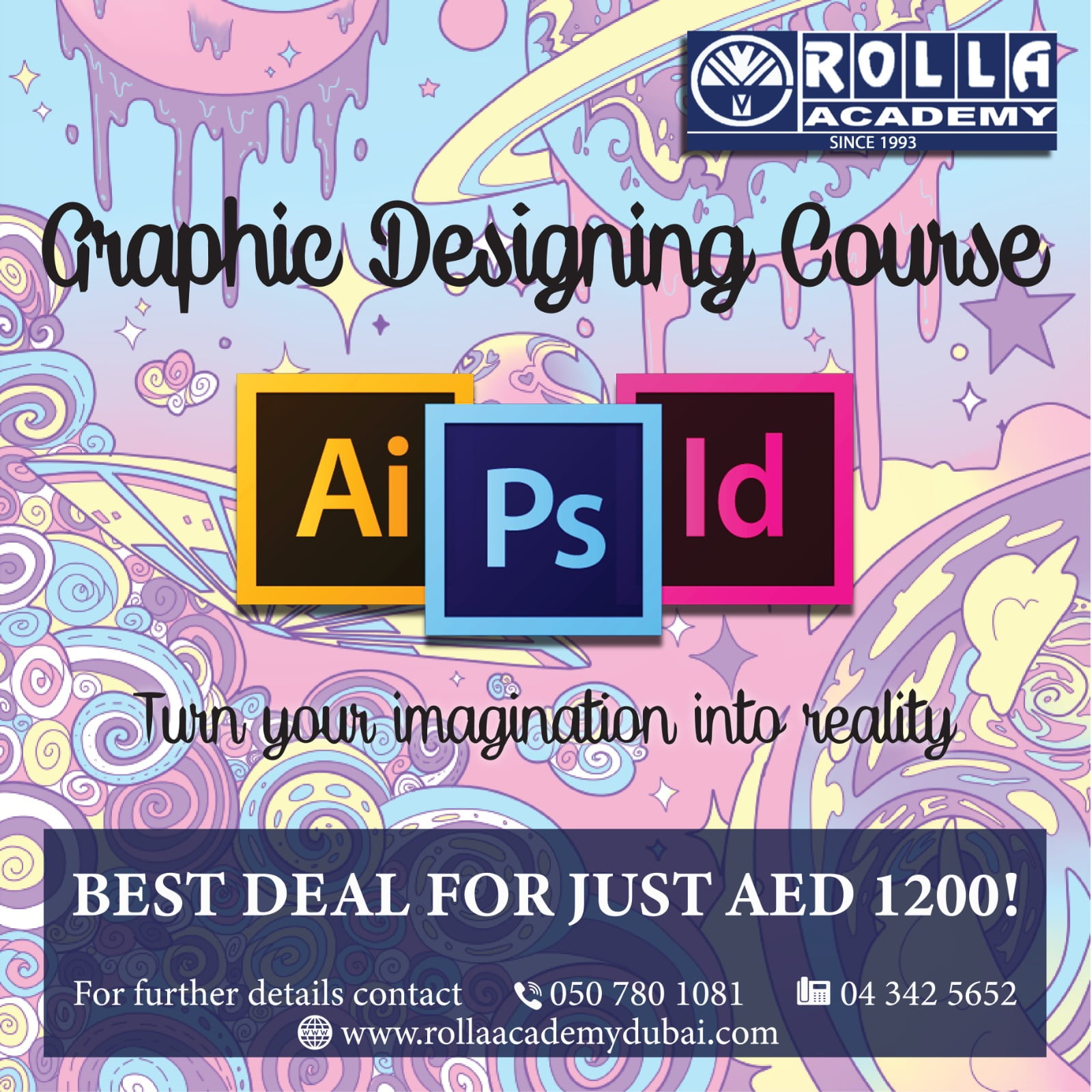 Graphic Design Course Offer